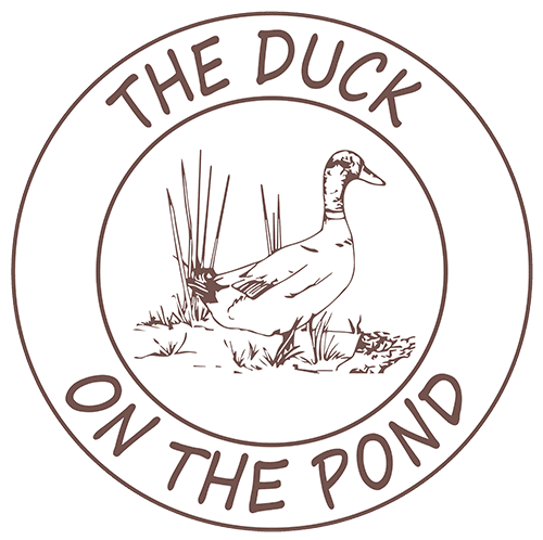 The Duck On the Pond Logo 500px